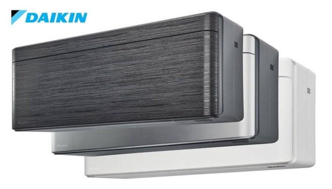 Dizajnove klimatizacie Daikin model LN